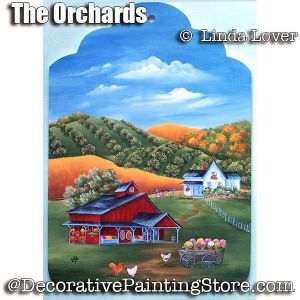 The Orchards ePacket by Linda Lover - PDF DOWNLOAD