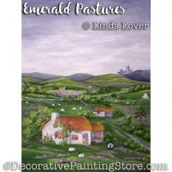 Emerald Pastures ePacket by Linda Lover - PDF DOWNLOAD