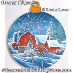 Snow Clouds DOWNLOAD - Linda Lover