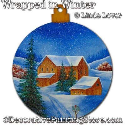Wrapped in Winter DOWNLOAD - Linda Lover