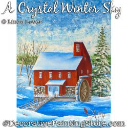 A Crystal Winter Sky (Watermill) DOWNLOAD - Linda Lover
