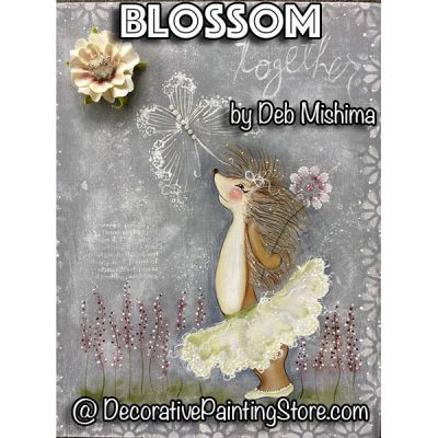 Blossom - Deb Mishima - PDF DOWNLOAD