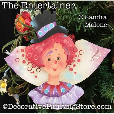 The Entertainer PDF DOWNLOAD -Sandra Malone