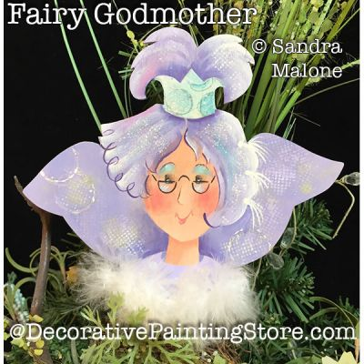 Fairy Godmother PDF DOWNLOAD -Sandra Malone