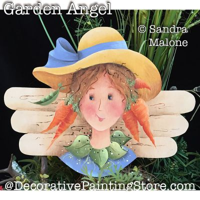 Garden Angel PDF DOWNLOAD -Sandra Malone