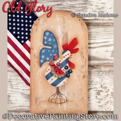 Old Glory DOWNLOAD -Sandra Malone