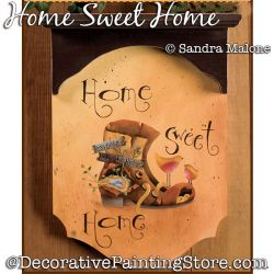 Home Sweet Home DOWNLOAD -Sandra Malone
