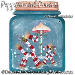 Peppermint Ponies DOWNLOAD -Sandra Malone