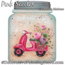Pink Scooter DOWNLOAD -Sandra Malone
