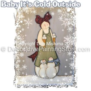 Baby Its Cold Outside - Deb Mishima - PDF DOWNLOAD