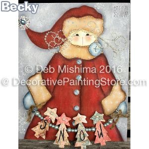 Becky - Deb Mishima - PDF DOWNLOAD