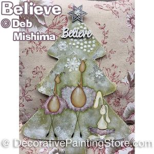 Believe - Deb Mishima - PDF DOWNLOAD