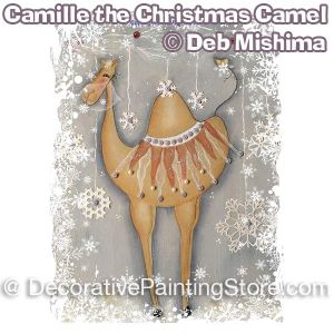 Camille the Christmas Camel Deb Mishima - PDF DOWNLOAD