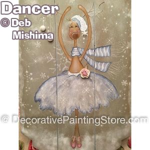 Dancer - Deb Mishima - PDF DOWNLOAD