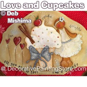 Love and Cupcakes - Deb Mishima - PDF DOWNLOAD