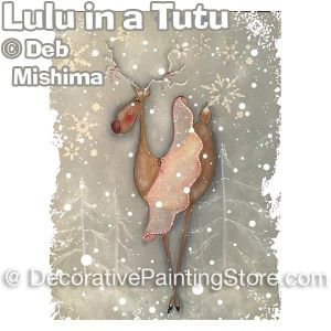 Lulu in a Tutu - Deb Mishima - PDF DOWNLOAD