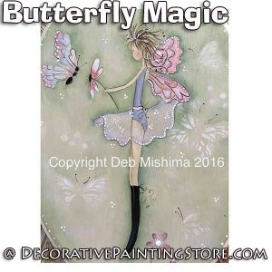 Butterfly Magic - Deb Mishima - PDF DOWNLOAD
