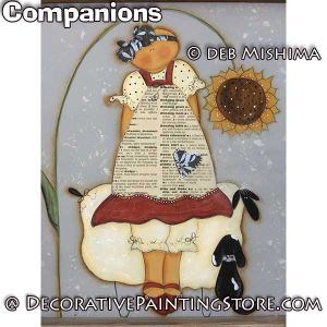 Companions - Deb Mishima - PDF DOWNLOAD