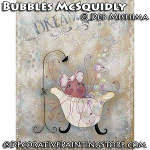 Bubbles McSquidly - Deb Mishima - PDF DOWNLOAD