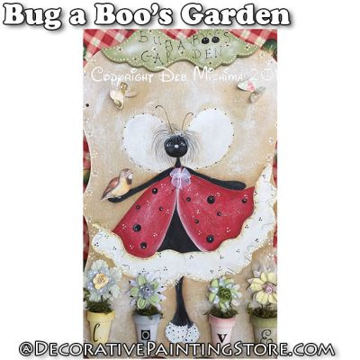 Bug a Boos Garden - Deb Mishima - PDF DOWNLOAD