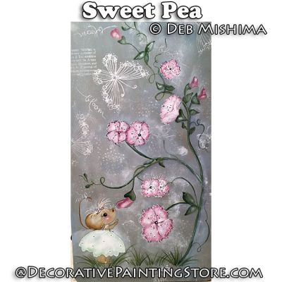 Sweet Pea - Deb Mishima - PDF DOWNLOAD