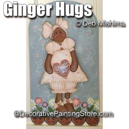 Ginger Hugs - Deb Mishima - PDF DOWNLOAD