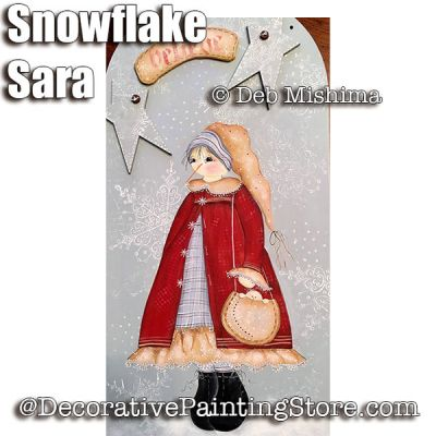 Snowflake Sara - Deb Mishima - PDF DOWNLOAD