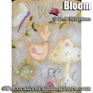 Bloom - Deb Mishima - PDF DOWNLOAD