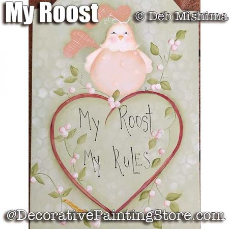 My Roost My Rules - Deb Mishima - PDF DOWNLOAD