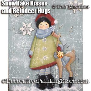 Snowflake Kisses and Reindeer Hugs - Deb Mishima - PDF DOWNLOAD