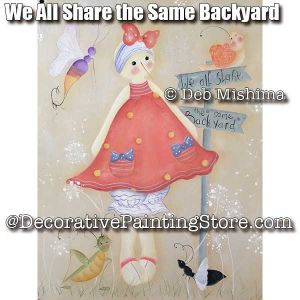 We All Share the Same Backyard - Deb Mishima - PDF DOWNLOAD