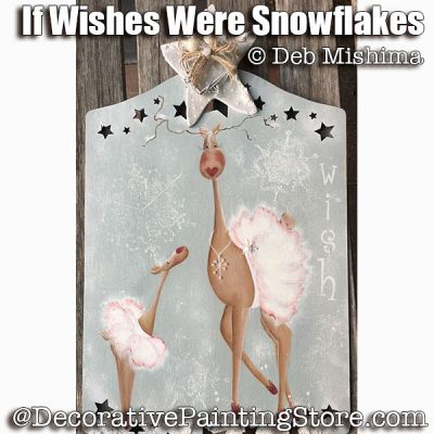 If Wishes Were Snowflakes - Deb Mishima - PDF DOWNLOAD