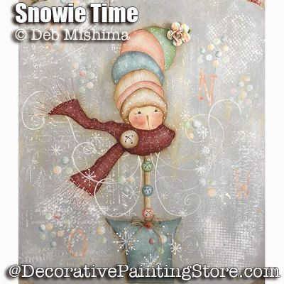Snowie Time - Deb Mishima - PDF DOWNLOAD