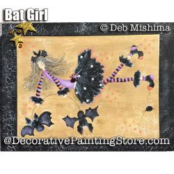 Bat Girl - Deb Mishima - PDF DOWNLOAD