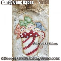 Candy Cane Babes - Deb Mishima - PDF DOWNLOAD