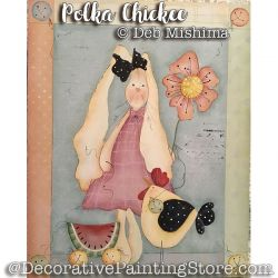 Polka Chickee - Deb Mishima - PDF DOWNLOAD