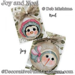 Joy and Noel DOWNLOAD - Deb Mishima