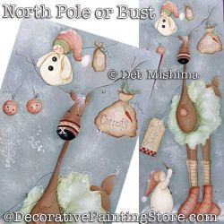 North Pole or Bust DOWNLOAD - Deb Mishima