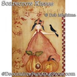 Scarecrow Kisses DOWNLOAD - Deb Mishima