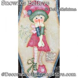 Snowies Believe DOWNLOAD - Deb Mishima