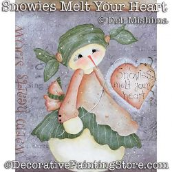 Snowies Melt Your Heart DOWNLOAD - Deb Mishima