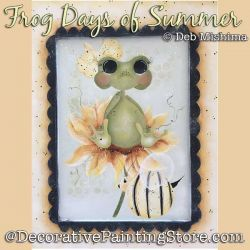 Frog Days of Summer DOWNLOAD - Deb Mishima