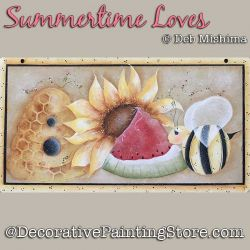 Summertime Loves DOWNLOAD - Deb Mishima
