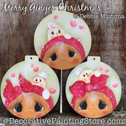 Merry Ginger Christmas DOWNLOAD - Deb Mishima