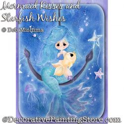 Mermaid Kisses and Starfish Wishes DOWNLOAD - Deb Mishima