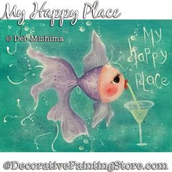 My Happy Place (Tropical Fish) DOWNLOAD - Deb Mishima