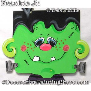 Frankie Jr DOWNLOAD - Debra Mills
