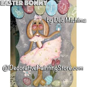 Easter Bonny - Deb Mishima - PDF DOWNLOAD