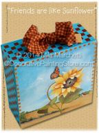 Friends Are Like Sunflowers ePacket by Mila Marchetti - PDF Download