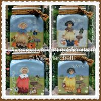 Country Seasons Greetings ePattern - Mila Marchetti - PDF DOWNLOAD